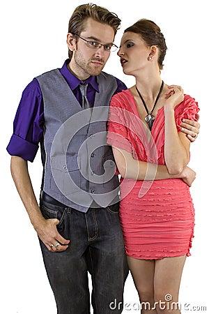 Seductive Whispers