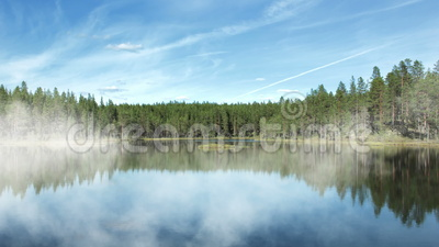 Am See stock footage