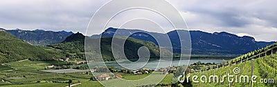 See in tirol in Kaltern