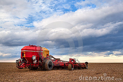 Seeding machine
