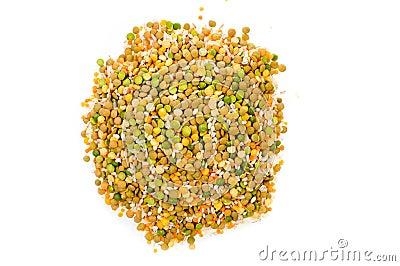 Seeds heap