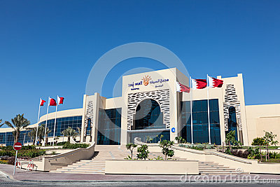 Seef mall in muharraq bahrain editorial photo image for United international decor bahrain