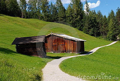Seefeld Huts