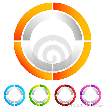 Abstract Concentric Circles - Logo Stock Vector - Image: 43766086