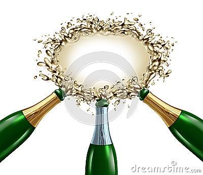 Segno in bianco di celebrazione
