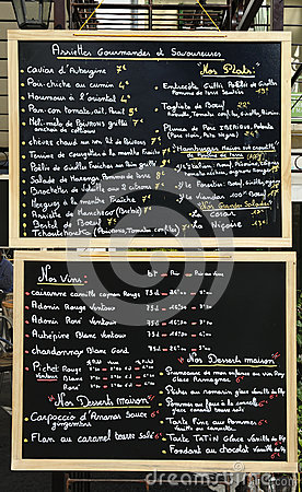 Segno del menu