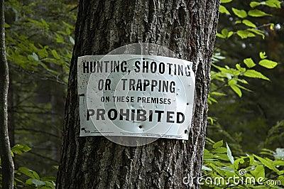 Segno di caccia