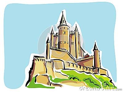 Segovia (Alcazar)