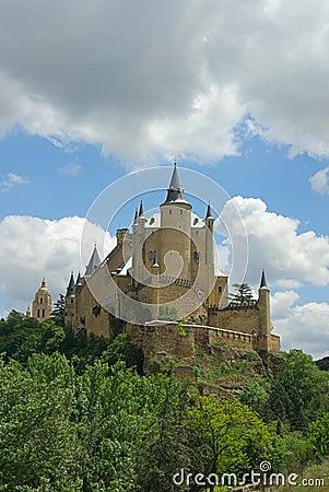 Segovia Alcazar