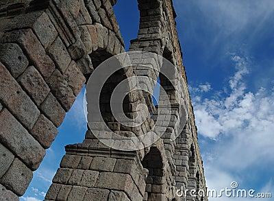 Segovia Aqueduct.