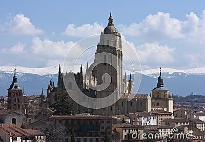 Segovia Cityscape