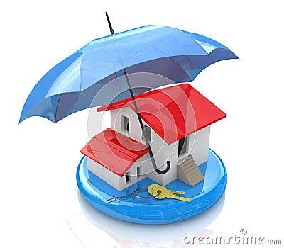 Seguro dos bens imobiliários