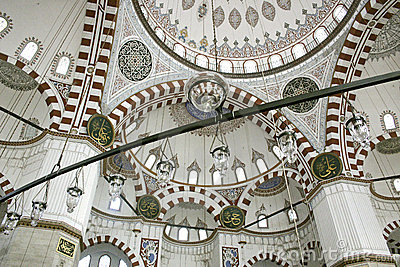 Sehzade Camii mosque Istanbul
