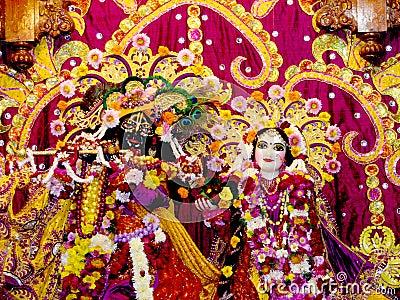 Seigneur de krishna