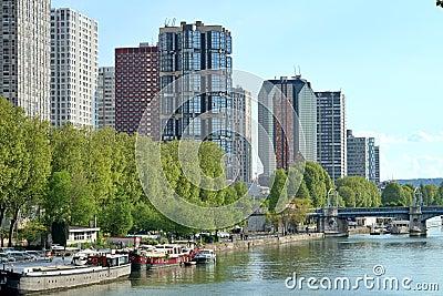 Seine Office Buildings