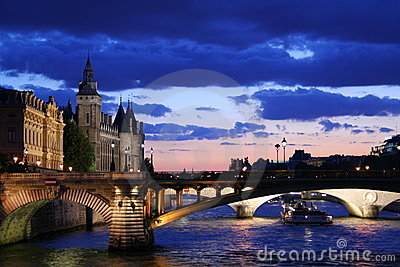 Seine Twilight