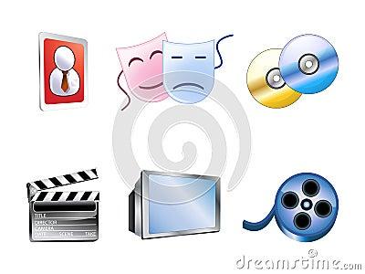 Seis iconos del Internet