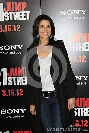 Sela Ward Editorial Photo