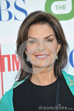 Sela Ward Editorial Stock Image