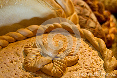 Selbst gemachtes Brot