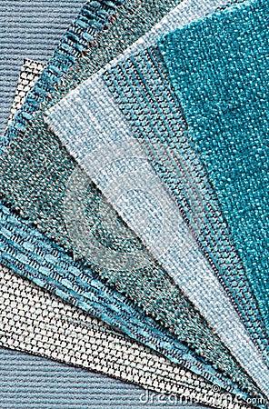 Selecting fabric