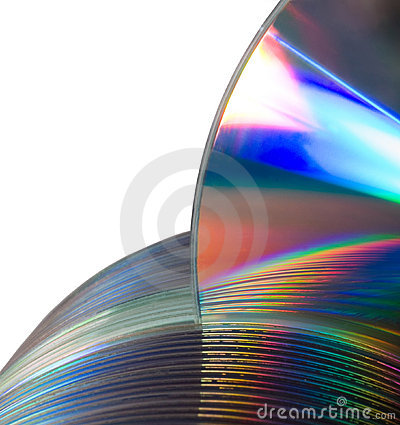 Free Selecting Optical Dvd Disc From Computer Library Royalty Free Stock Photo - 4632705