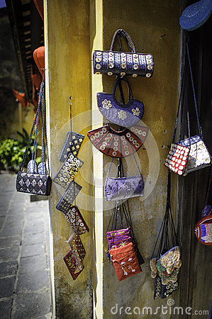 Handbags in hoi-an