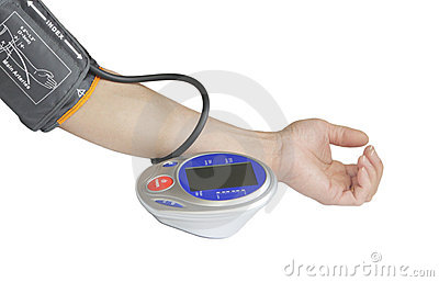 Self Checking Blood Pressure