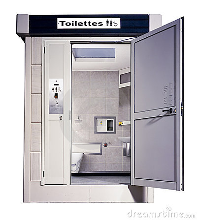 Self cleaner toilette