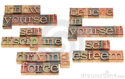 Self discipline and driving force
