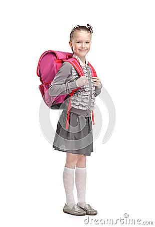 Self-disciplined pupil