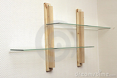 Self-manufacture shelf at home
