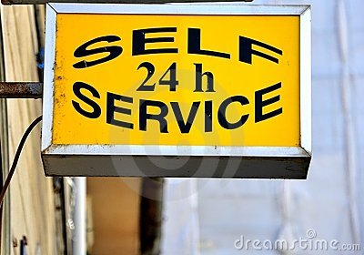 Self sservice 24 h sign