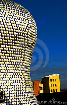 Selfridges, Birmingham Editorial Photography