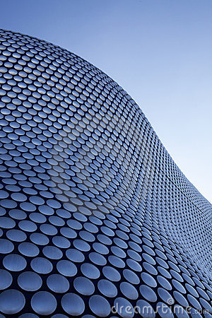 Selfridges in Birmingham1 Editorial Photo