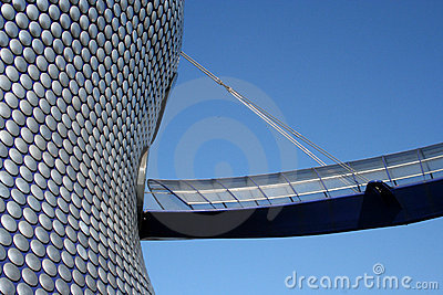 Selfridges, Bull Ring Shopping Centre, Birmingham Editorial Image