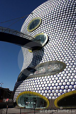 Selfridges, Bull Ring Shopping Centre, Birmingham Editorial Photography