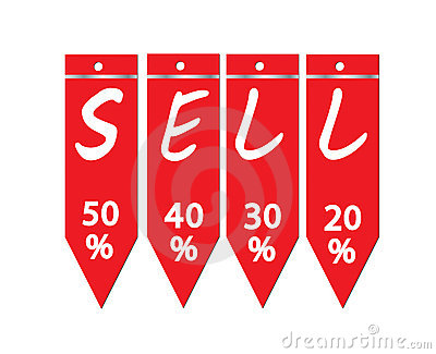 Sell Tag Stock Photos - Image: 21284593