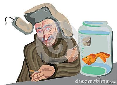 Seller goldfish