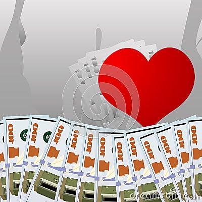 Selling love