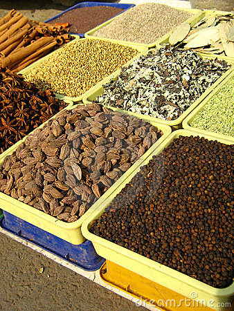 Selling Spices of India