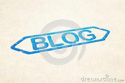 Sello del blog
