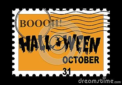 Selo de Halloween