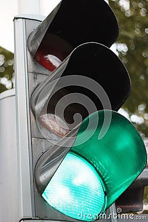 Free Semaphore Stock Photography - 45349752
