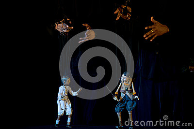 Semathai Puppet