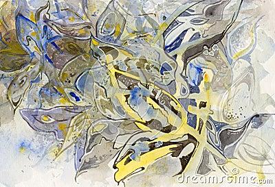Semi-Abstract Butterflies