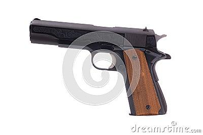 Semi-automatic Handgun