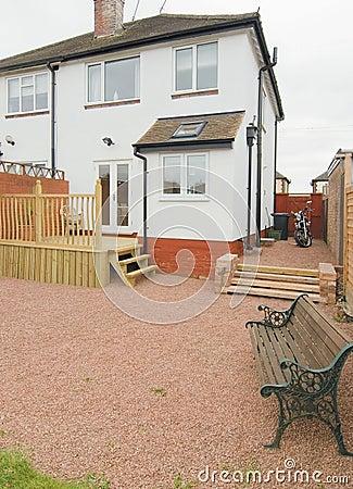 Free Semi Detached House Stock Photo - 3950970