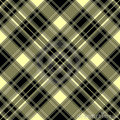 Semless diagonal checkered pattern