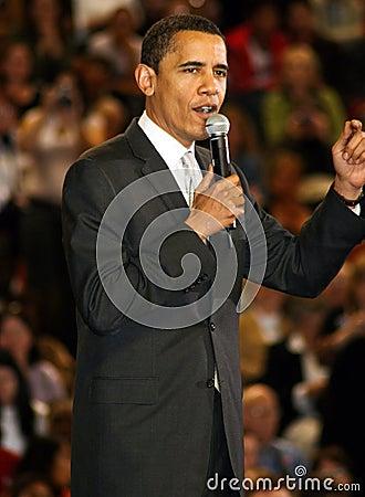 Free Senator Barack Obama Stock Photos - 4228053